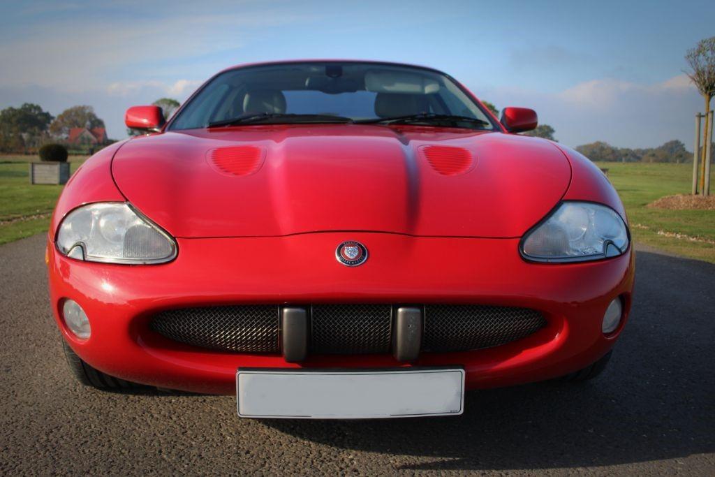 Jaguar XK XKR COUPE #4