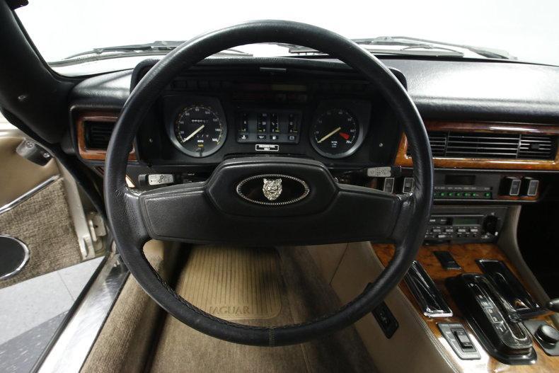 1988 Jaguar XJS V12 #36