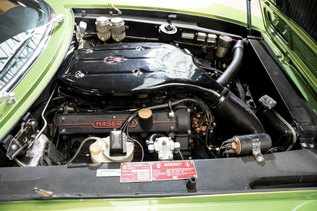 1970 Maserati Indy 4200 Coupe #24