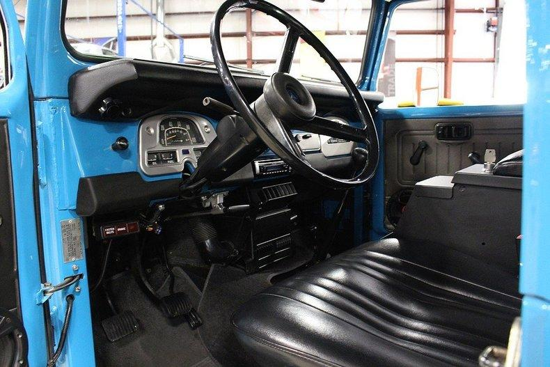 1977 Toyota Land Cruiser FJ-40 #14
