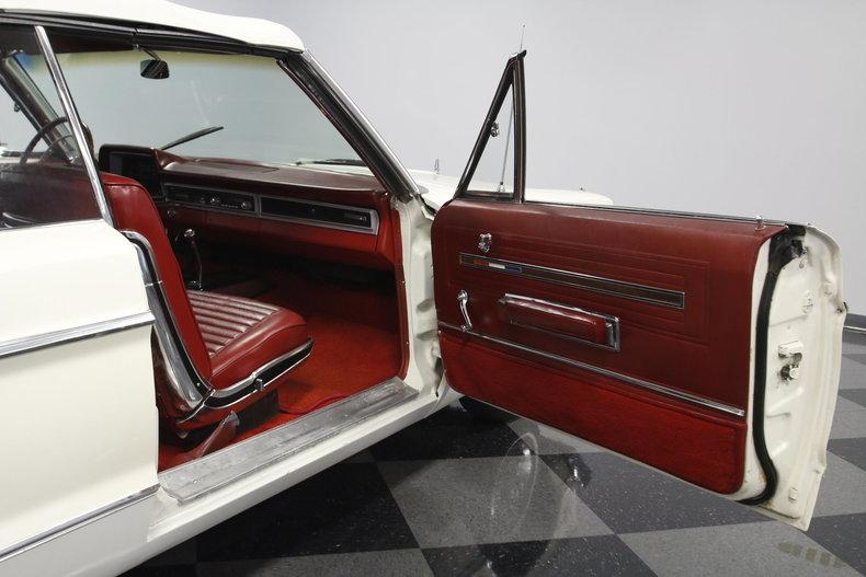 1966 Plymouth Sport Fury Convertible #51