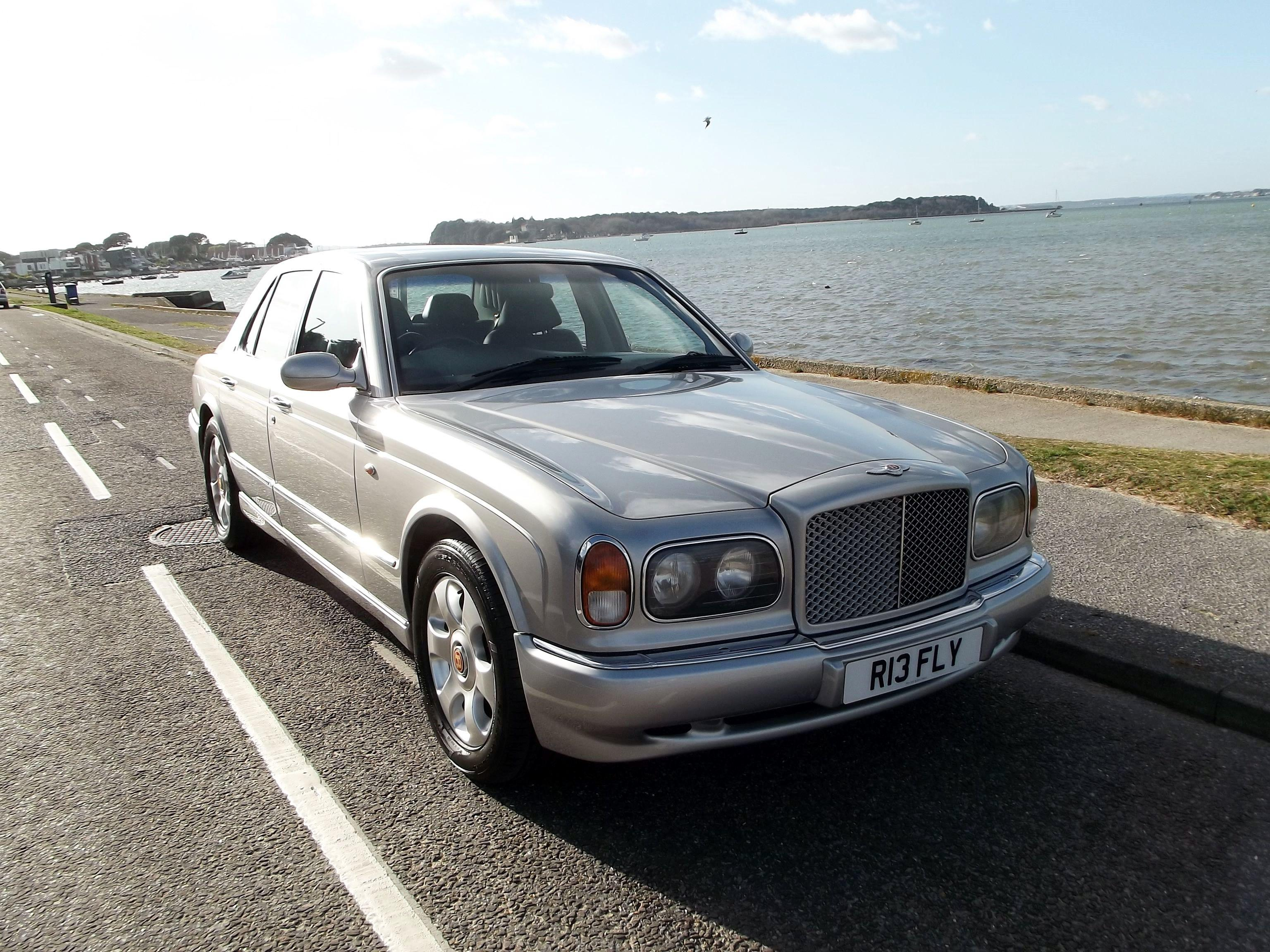 auto used hype bentley sale azure for arnage