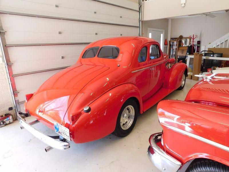 1937 Buick Century -RARE BUICK COUPE- CHECK OUT MY UPDATED INTERIOR- Stock # 37KYSR for sale near Mundelein, IL | IL Buick Dealer #16