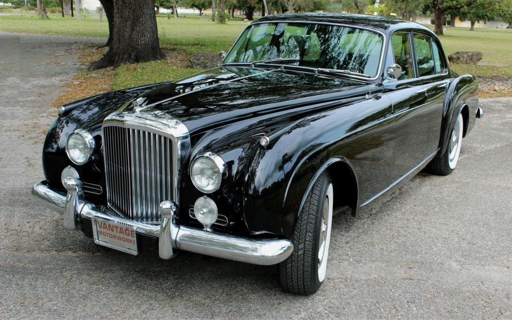 1961 Bentley S2 Continental H.J. Mulliner Style 7508 Flying Spur – #BC22LAR 67,545 Miles #0