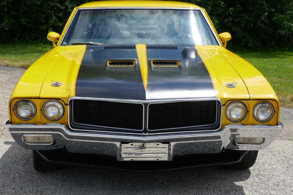 1970 Buick Skylark -GSX-TRIBUTE- 455 BIG BLOCK-BUCKETS/CENTER CONSOLE-SEE VIDEO Stock # 1970KFCV for sale near Mundelein, IL | IL Buick Dealer #1