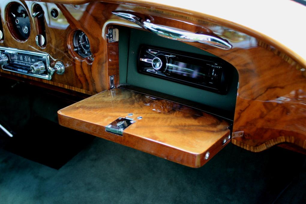1961 Bentley S2 Continental H.J. Mulliner Style 7508 Flying Spur – #BC22LAR 67,545 Miles #3