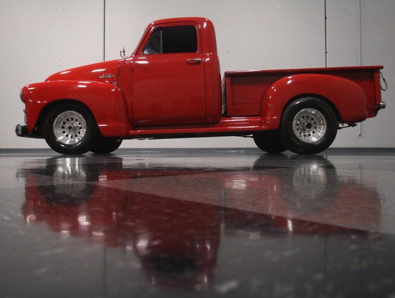 1954 Chevrolet 3100 #10