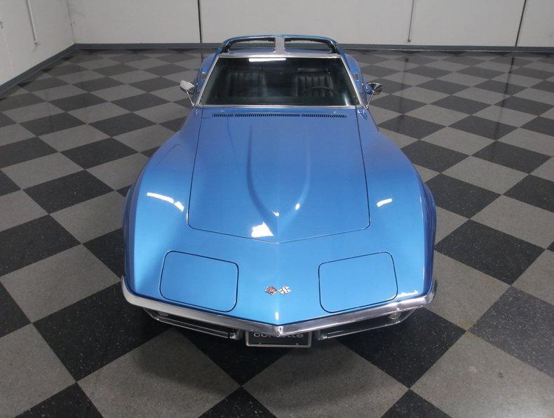 1969 Chevrolet Corvette #6