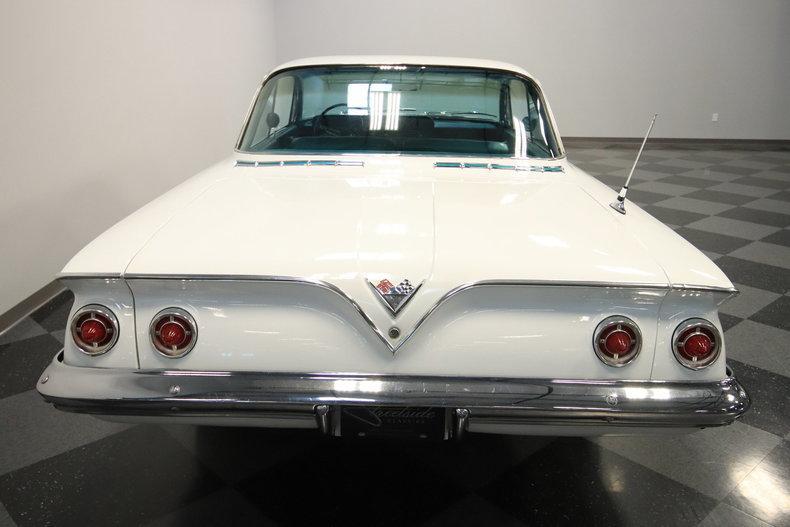1961 Chevrolet Bel Air Bubble Top #15