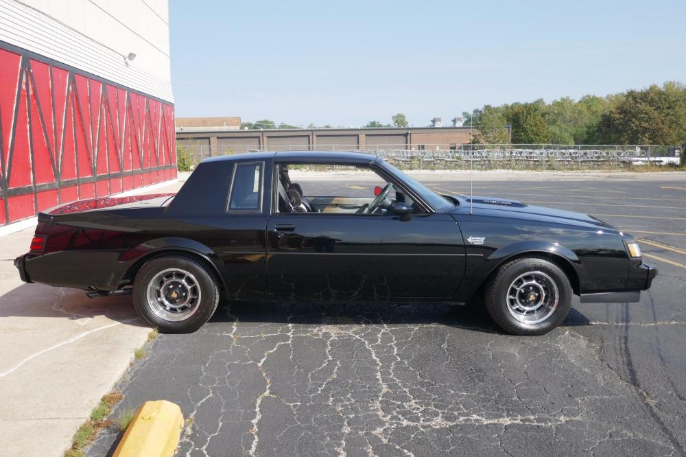 1987 Buick Grand National -ONE OWNER WITH 44k MILES -T-TOPS- SEE VIDEO Stock # 3887JC for sale near Mundelein, IL | IL Buick Dealer #12