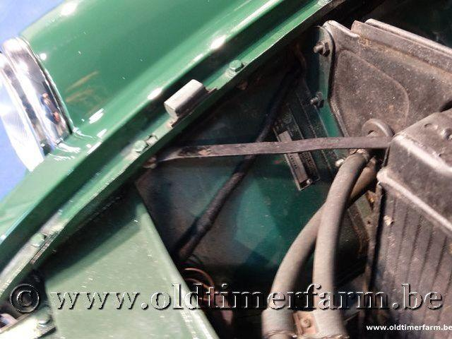 MG B Roadster Green '66 #140