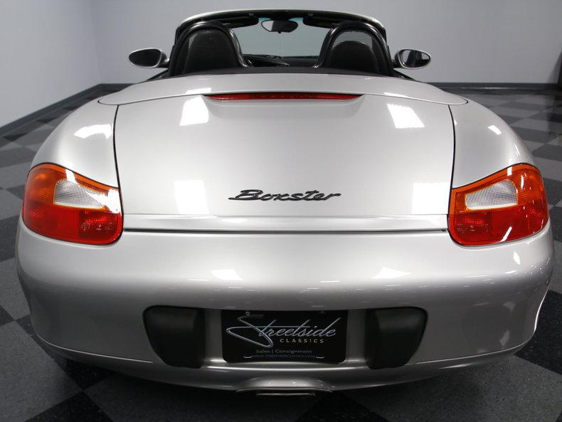 2002 Porsche Boxster #26