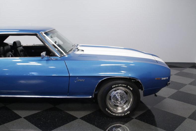 1969 Chevrolet Camaro #23