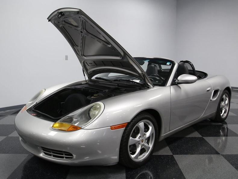 2002 Porsche Boxster #39