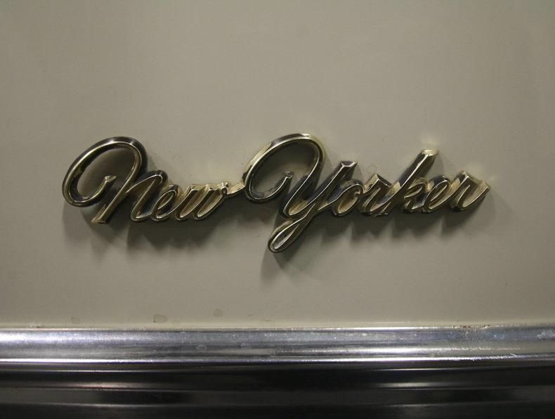 1975 Chrysler New Yorker Brougham #66