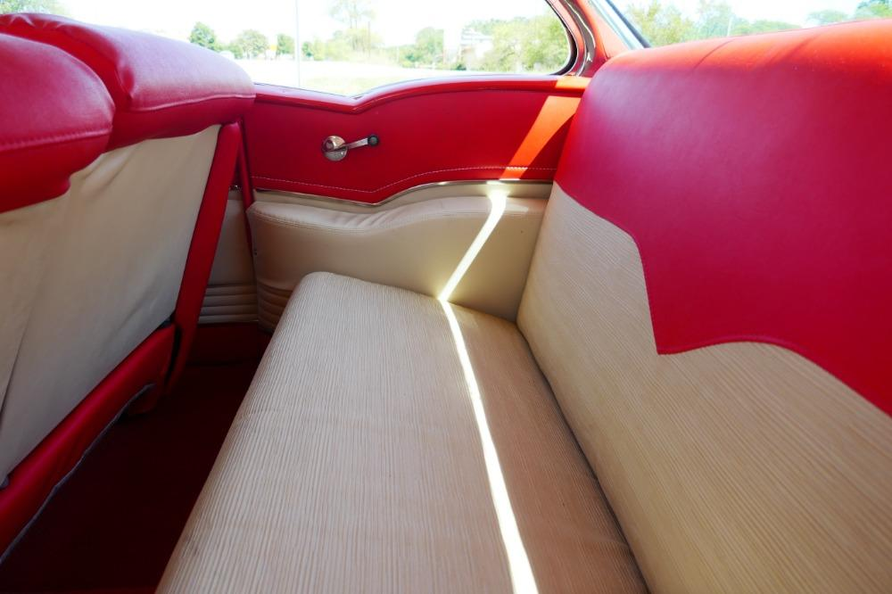 1955 Chevrolet Bel Air -BIG BLOCK-PERFECT COLOR COMBO-NEW ARRIVAL-SEE VIDEO Stock # 156NSC for sale near Mundelein, IL   IL Chevrolet Dealer #40