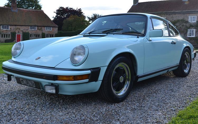 Porsche 911S 2.7 #1