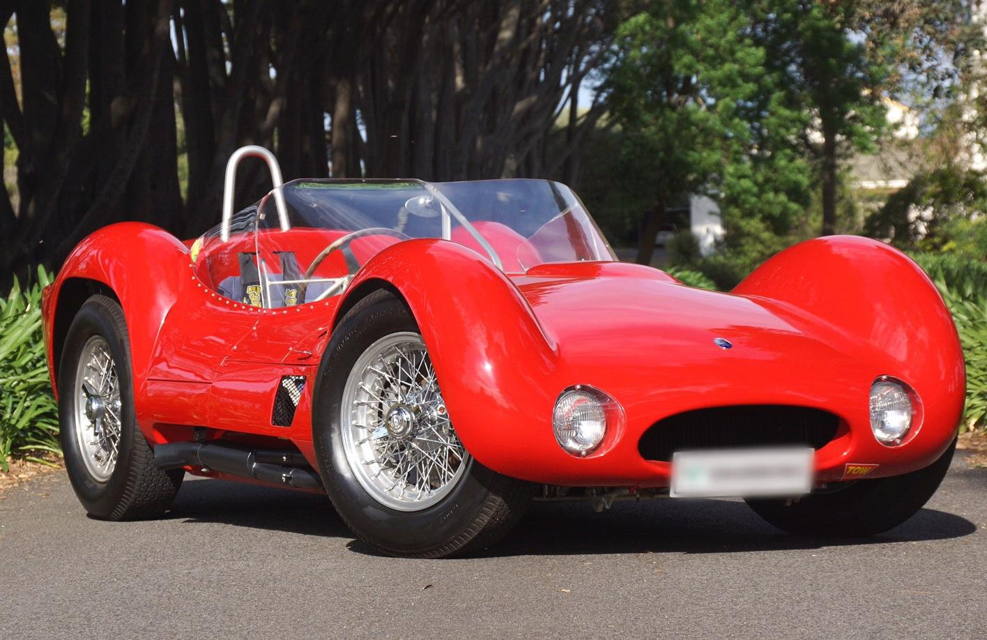 Maserati Tipo 61 Birdcage #0