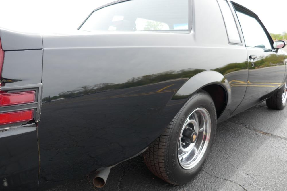 1986 Buick Grand National -PRICED TO SELL-ONE OWNER STOCK GN-LOW 34K MILES-CLEAN CARFAX-SEE VIDEO Stock # 52343SG for sale near Mundelein, IL | IL Buick Dealer #14