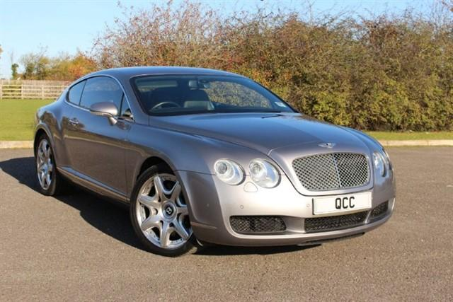 Bentley Continental GT MULLINER DRIVING SPEC #21