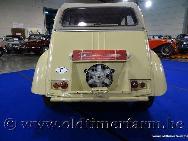 Citroën 2CV 4x4 Sahara '62 #3