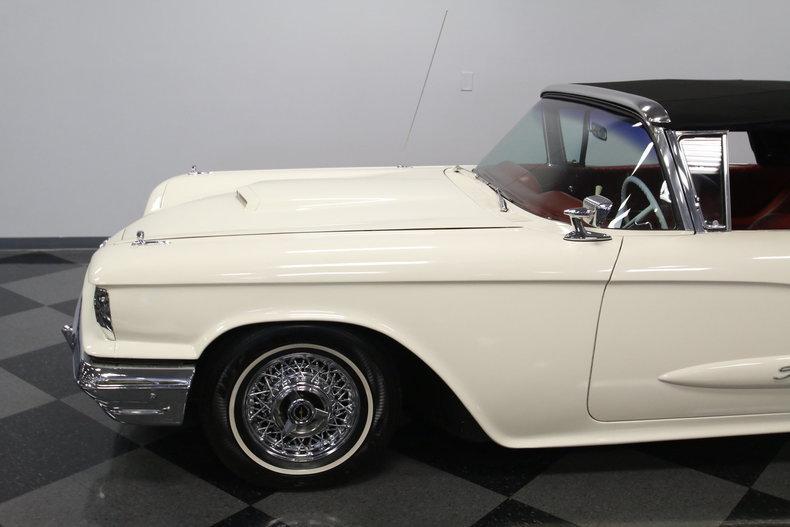 1960 Ford Thunderbird J-Code #11