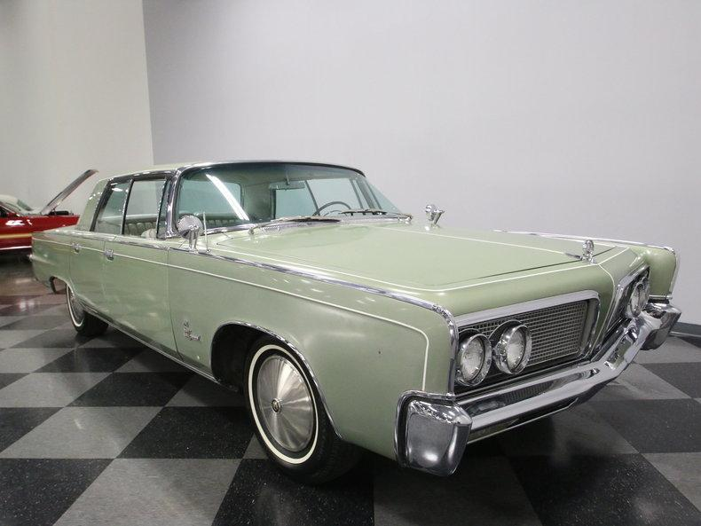 1964 Chrysler Imperial Crown #25