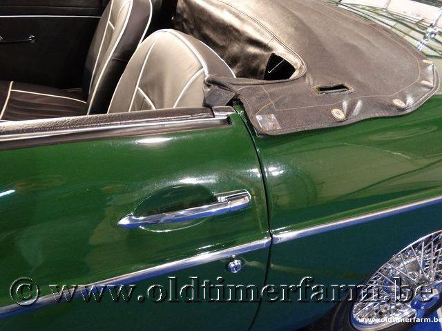 MG B Roadster Green '66 #59