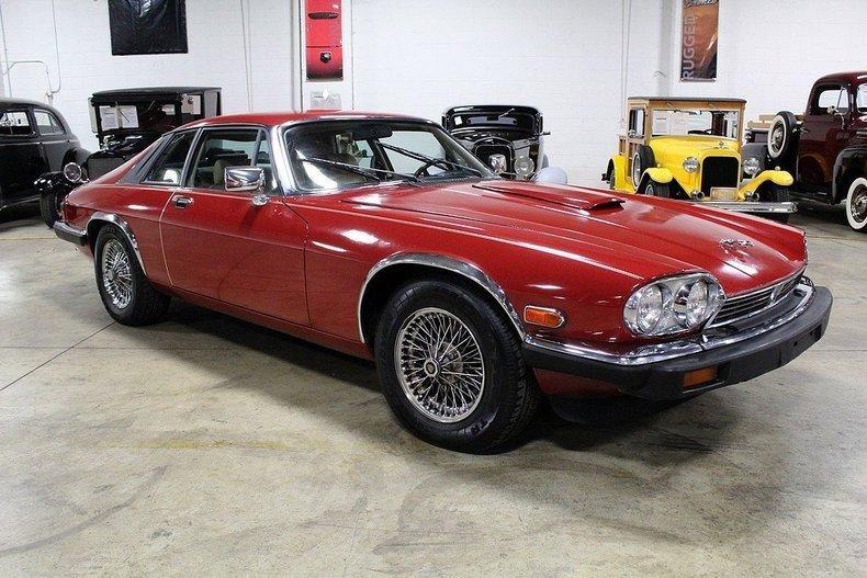 1986 Jaguar XJS #4