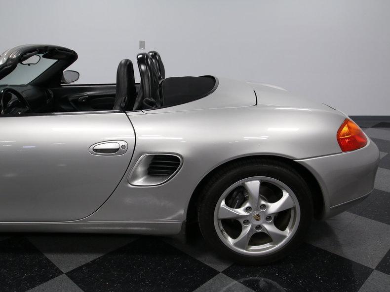 2002 Porsche Boxster #18