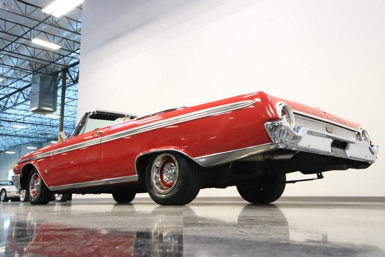 1962 Ford Galaxie 500 Sunliner #13