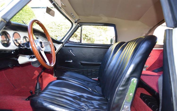 Porsche 356C Cabriolet #2