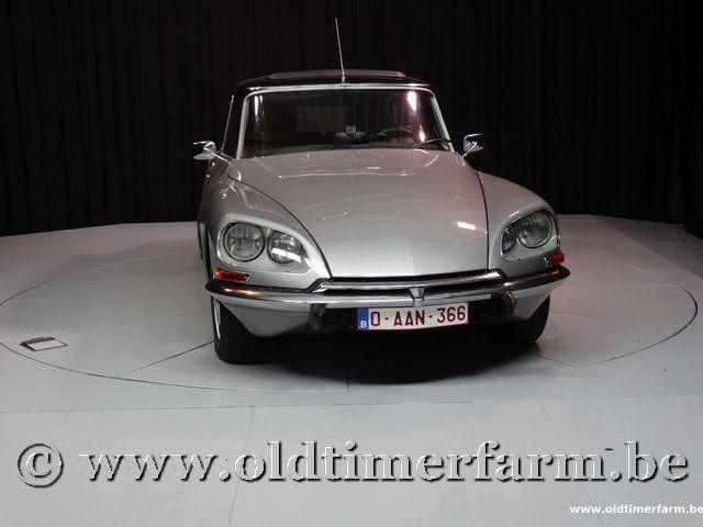 Citroën DS23 Injection Pallas Découvrable '73 #48