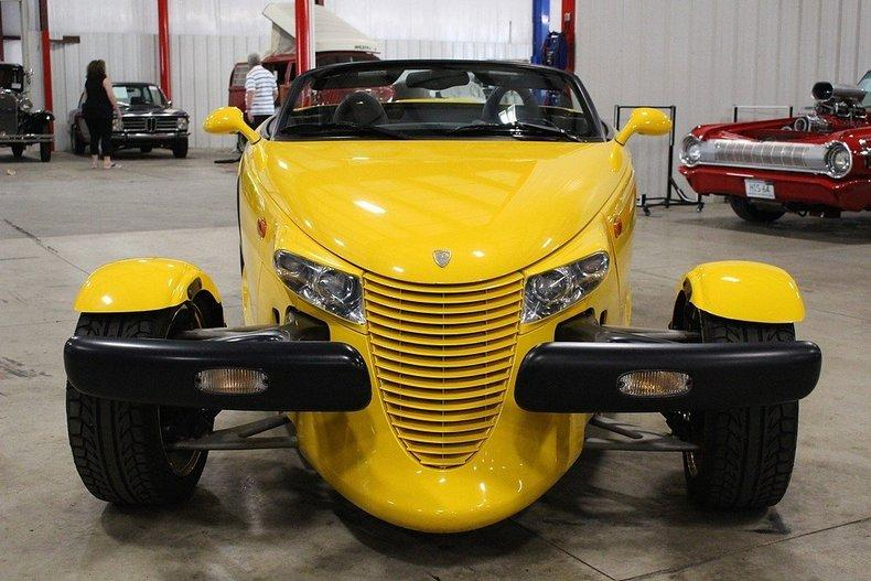 2000 Plymouth Prowler #7