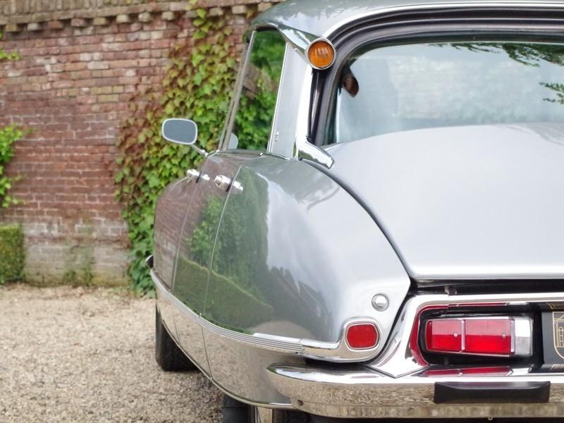 CITROËN DS21 PALLAS INJECTION WITH SUNROOF AND MANUAL GEARBOX! . (1970) #26