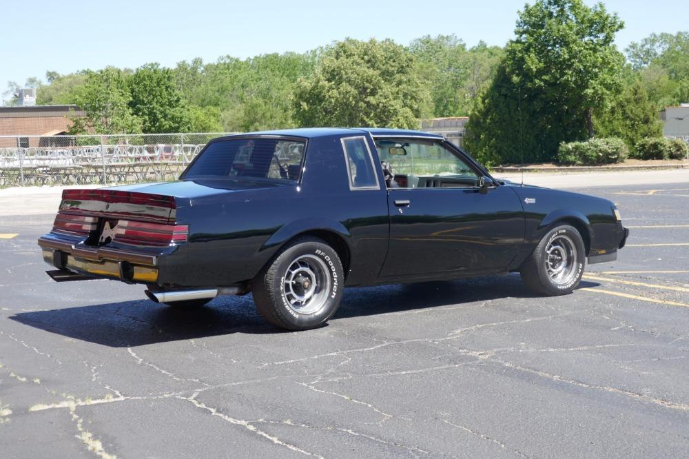 1987 Buick Grand National -AFFORDABLE ONE OWNER WITH T TOPS-SEE VIDEO Stock # 87381JP for sale near Mundelein, IL | IL Buick Dealer #9