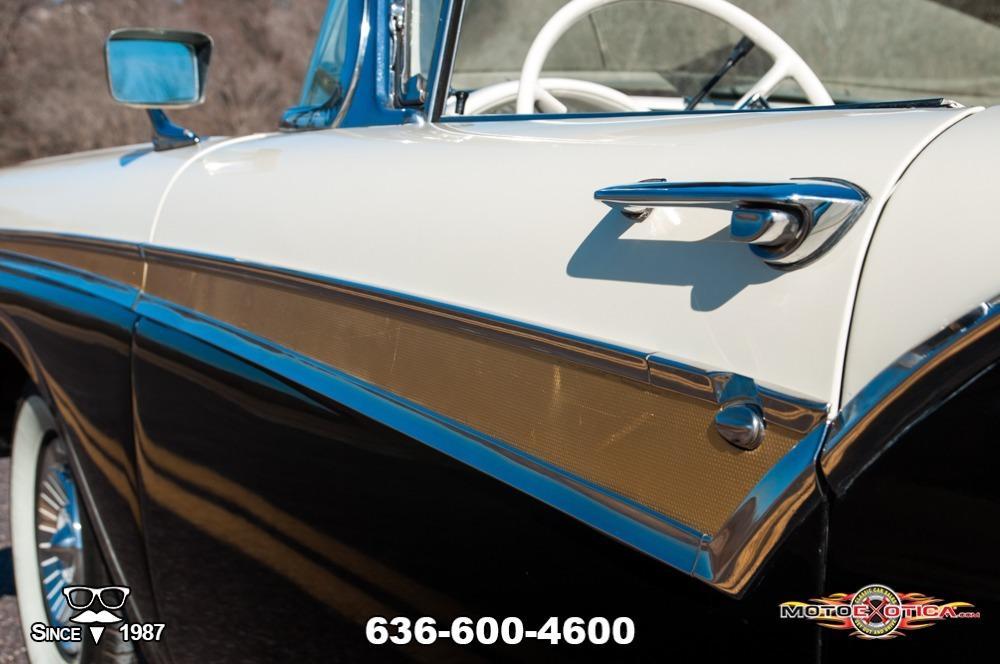 1957 Ford Fairlane 500 Sunliner Restomod #55