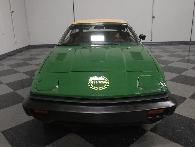 1980 Triumph TR7 #5