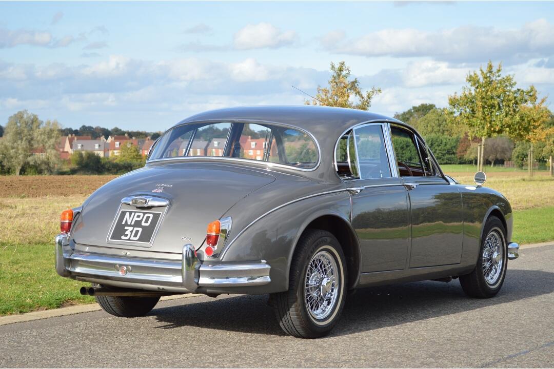 Jaguar Mk2 3.8 Genuine Coombs #6