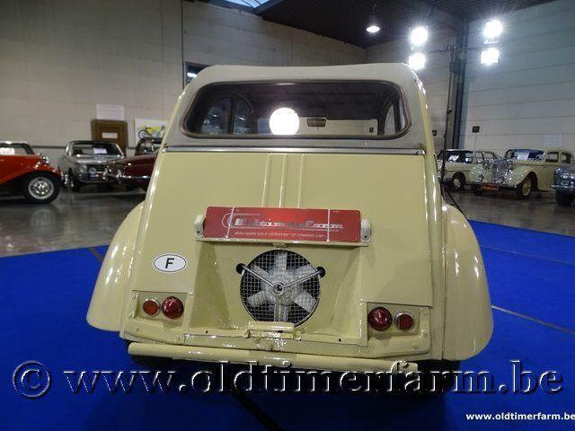 Citroën 2CV 4x4 Sahara '62 #39