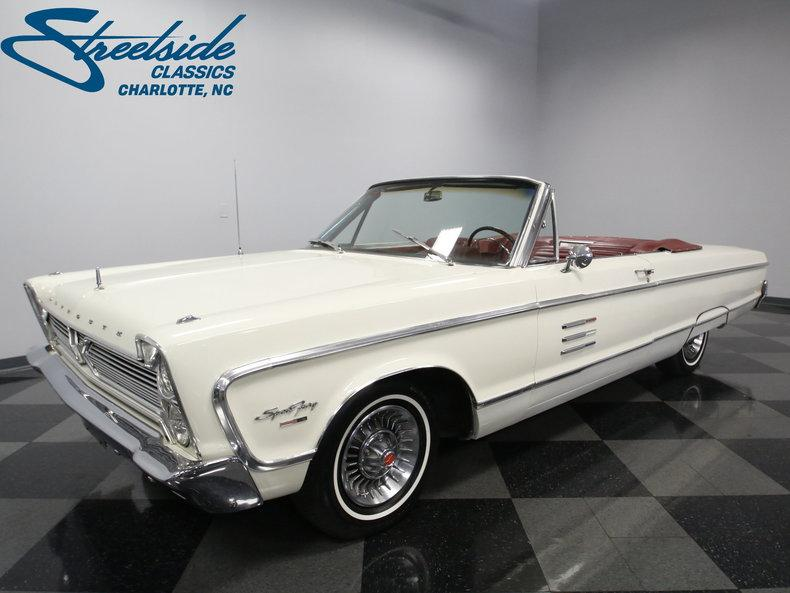 1966 Plymouth Sport Fury Convertible #0
