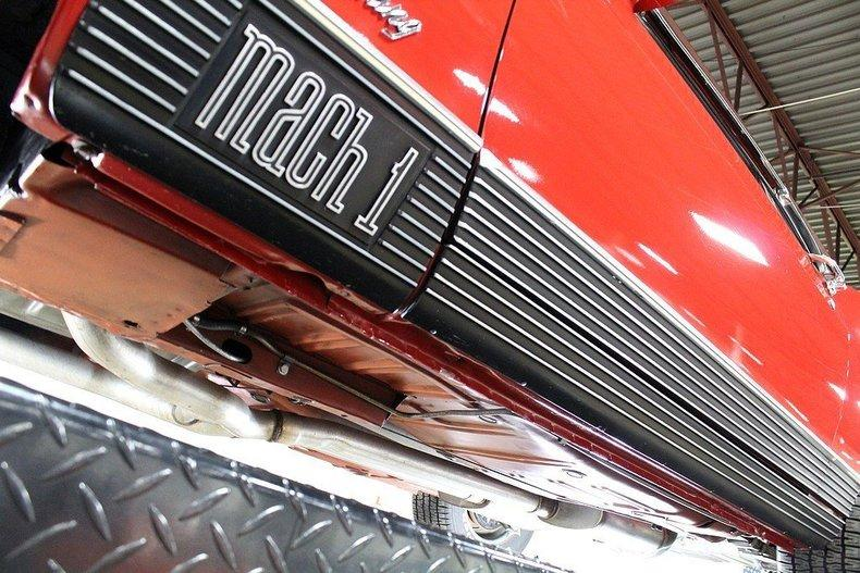1970 Ford Mach 1 428 COBRA JET #69