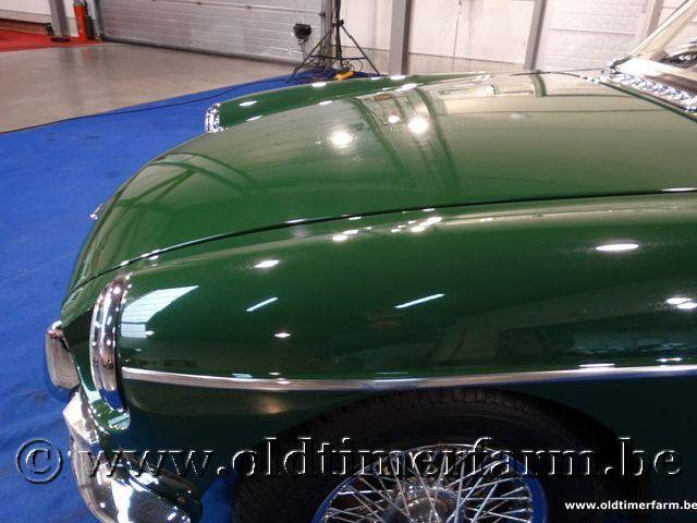MG B Roadster Green '66 #54