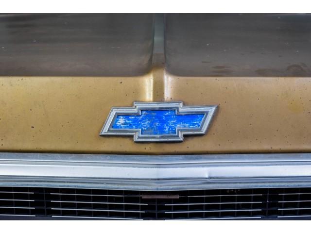Chevrolet Pickup Custom Camper V8 #44