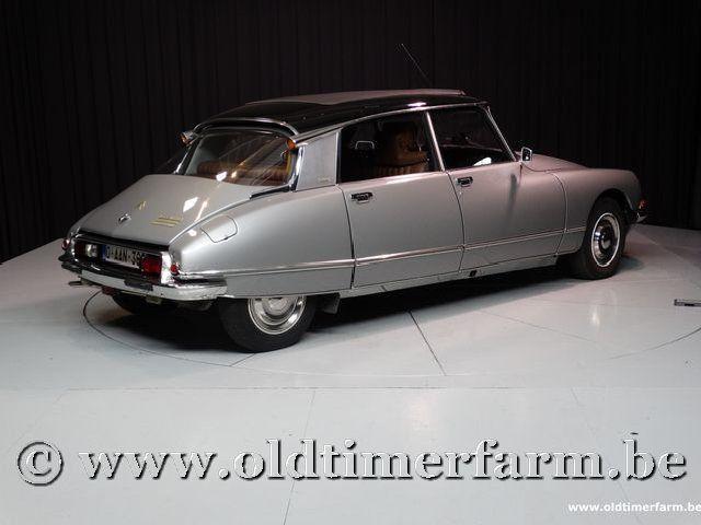 Citroën DS23 Injection Pallas Découvrable '73 #33