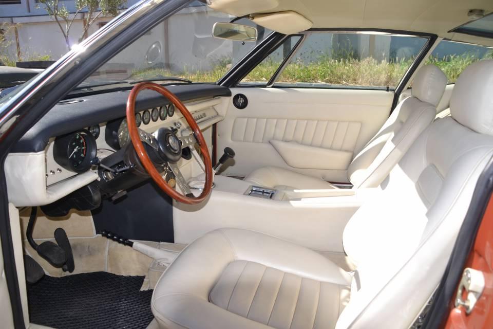 1972 MASERATI Ghibli 4.9L SS Coupe #4
