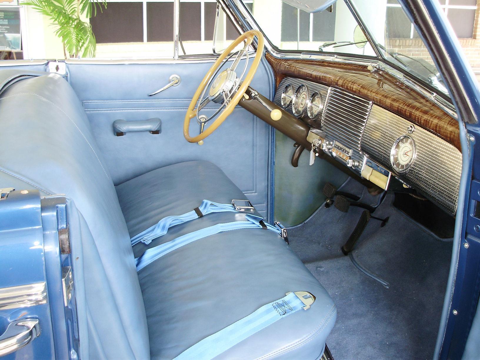 1940 BUICK CENTURY CONVERTIBLE SEDAN - Vintage Motors of Sarasota Inc. #32
