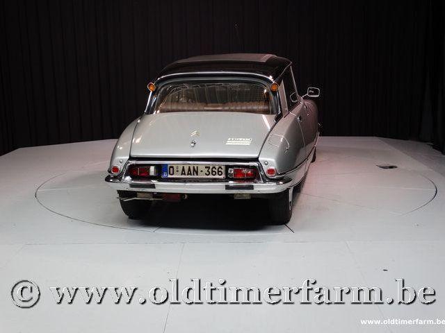 Citroën DS23 Injection Pallas Découvrable '73 #27