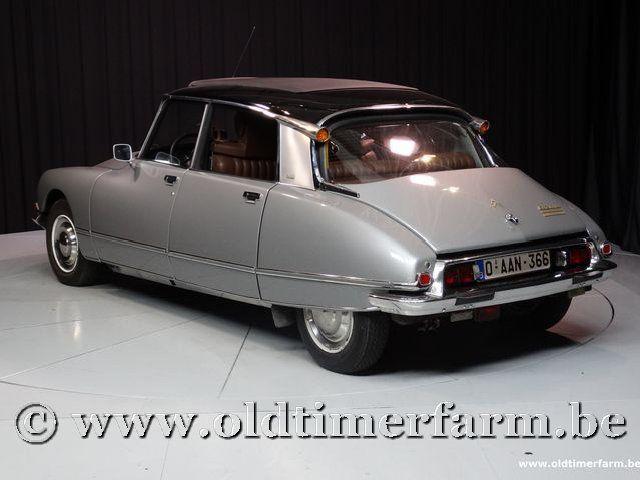 Citroën DS23 Injection Pallas Découvrable '73 #74