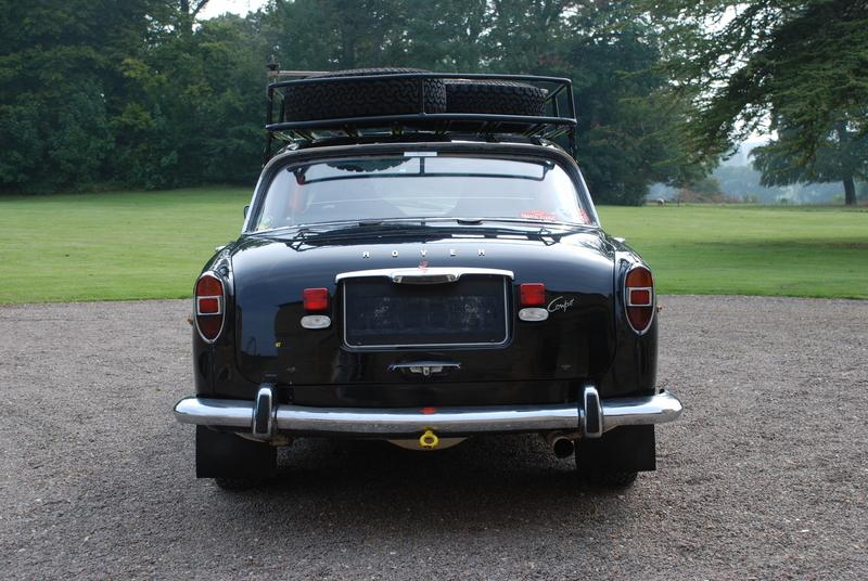 Rover  1970 P5B Coupe #3